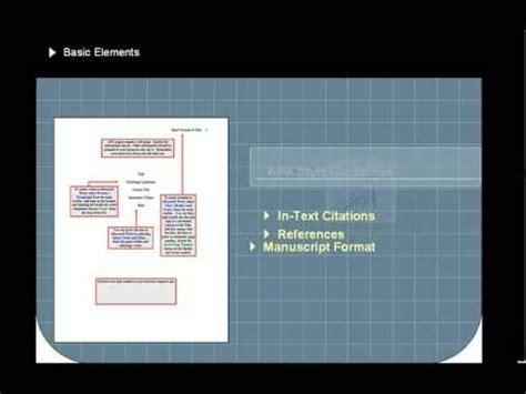 APA Citation Examples - UMUC Library